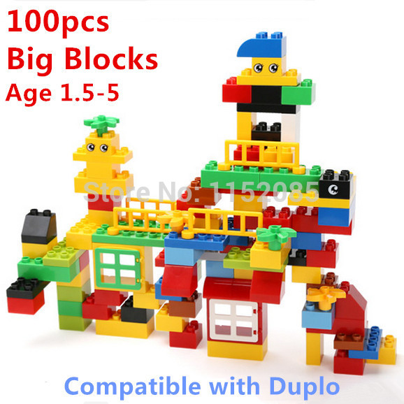 Big Block Legos