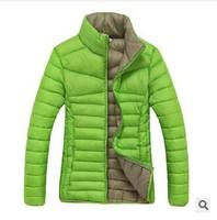 2014 Winter Women Sport Casual Parkas Men Warm Down parkas Thicken Plus Size Parkas Jacket Coat  Outerwear M-2XL