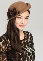 Ms. fall and winter fashion beret  Korean wool warm cap   women's hat
