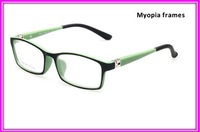High-quality children Tong Pingguang mirror  myopia frame super flexible spring frames  free shipping