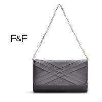 2014 new  design Elegant Satin interlacing flip hand bag  Free shipping/ nuevo elegante bolso Envio gratis