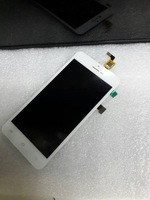 1pcs/lot  Free Shipping Android Phone Capacitive Touch Screen + Display LCD For 5.0inch Haipai X3S MTK6582/6592 Touch+LCD Screen