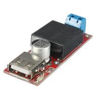 5PCS 5V USB DC 7V-24V to 5V 3A Output Converter Step Down DC-DC Buck KIS3R33S Module