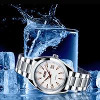 SKMEI Wristwatches Men Stainless Steel Digital Watches Fashion Casual Wrist Sports Quartz Watch Military Dress Wristwatch