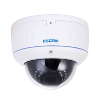 HOT!!! Original ESCAM HD3500V ONVIF 1080P IR Wireless Surveillance Security IP Dome Camera Outdoor Waterproof Network Camera