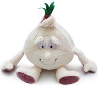 Free shipping Original Goodness gang plush toys Grace garlic 28cm vegetables stuffed soft kids toys dolls for children