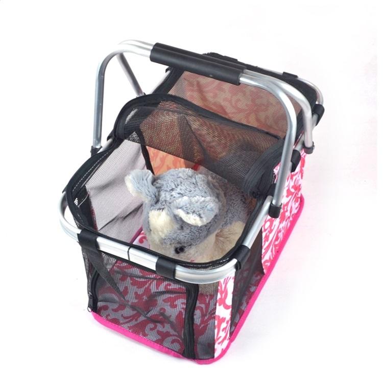 Aliexpress.com : Buy Foldable Portable Hand Basket Blue Pet ...