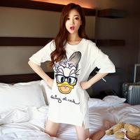 Ali Wangwang wholesale Korean cartoon T-shirts in summer 1688 loose clothing wholesale manufacturer direct shipment