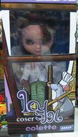 Free Shipping hot sale ICY  doll  BOX lovely DIY toy birthday gift for girls fashion 4 big eyes dolls beautiful Hair