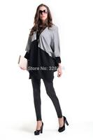 2014 Autumn Knitted Long Cardigan Women New Leisure Sweater Women knitwear Overcoat Free shipping