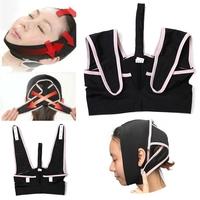 2 pcs/Lot  _ V Line Check Chin Slim Belt Face Lift Up Strap Slimming Mask