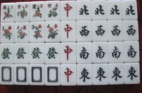 High quality goods large household mahjong tiles
