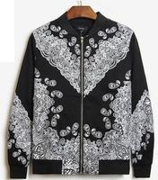 DK-22 D-dragon Harajuku Fashion Hip hop Street dance wear Autumn Men jacket Casual Men sportswear Coat Men's jacket Fleece