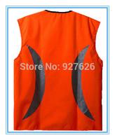Free shipping  Reflective vests  /adult reflective safety vest,