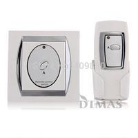 30PCS/LOT One Way Digital Wireless Remote Control Light Lamp ON/OFF Switch