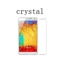 Free shipping 3pcs for Samsung Note3 neo N7505 Anti-scratch Film Clear screen protector guard film