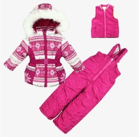 quality girls winter Clothing Set baby girl winter coat set baby girl winter clothes set baby girl sport clothing set winter set
