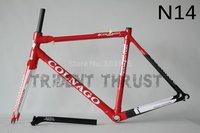 FACTORY WHOLESALE   NEW  2013 model  Colnago C59 N-14 Bike frame Carbon Bicycle  frame carbon road frame Bottom Bracket  BB68