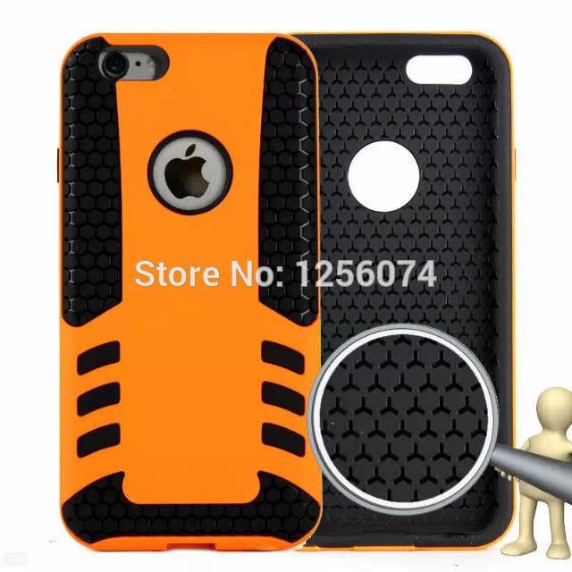 For iPhone 6 (4.7) Case Slim Premium Rocket Hard Case - Slim Case for iPhone 6 (4.7) (2014)(China (Mainland))