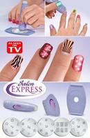 2014 New Free Shipping! Nail Salon Express printing machine/nail printing/nail art/nail printing machine/TV products