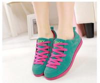 Size 35-40 sneakers for women brand casual fashion running tenis sport Sneaker free run shoelace anti-slip shoes KL611