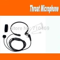 Freeshipping+Throat MIC Headset/earphone Covert Air Tube Earpiece for baofeng puxing px-888k wouxun ham radio transceiver