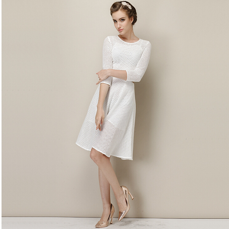 Formal Cotton Dresses