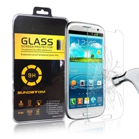 9H Premium Tempered Glass Screen Protector Protective Film for samsung galaxy S4 mini i9198 with Retail Package