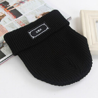 Korean version of casual letters XXX warm wool hat knitted hat hat hat tide of men and women couples