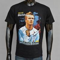 Hot Sale Mens Summer Football Star 3D t Shirt 100% Cotton O-neck Fashion Leisure Sports Men t-shirt Tees Free Shipping