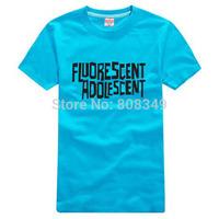 100% Cotton Men's Tees Arctic Monkeys T-Shirts S/M/L/XL/XXL/XXXL Fashion Large Size Shirts short sleeve more colors
