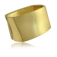 Pulseiras Femininas Exaggerate Shiny Punk Wide Statement Bracelet New 2014 Designer Wholesale Big Bangles For Women