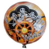 Aluminum balloons holiday decoration supplies wholesale classic hot new Halloween AliExpress
