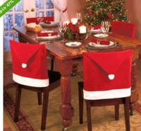 Christmas Christmas Cap Chair sets the Christmas necessities Christmas big chair cover GIFT