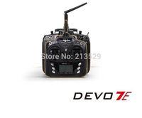 Walkera Devo 7E 7CH 2.4G DSSS Radio Control Transmitter Mode 2 Without Receiver
