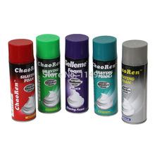 1set=2pcs New 400g Gelleme shaving foam cleansing foam man shaving gel free shipping razor blade Best quality men's razor blades(China (Mainland))