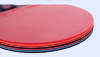 original stiga table tennis racket 9.8 blade with DHS Provincial Hurricane 3 rubber and Butterfly TENERGY 05 or Sriver or EL FX