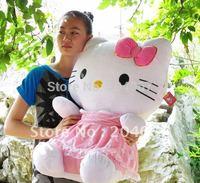 Hot Plush Toy Sanrio Brand  Chirldren  Gifts Brand Hello Kitty Toys 50cm Size Free Shipping K750
