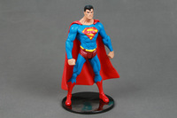 New DC Collectibles DC Comics Superman with base Action Figure