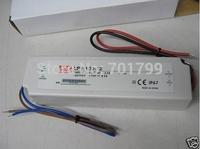 LPV-100-12;12V/8.5A meanwell band waterproof switch mode led power supply;AC100-240V input;12V/102W output