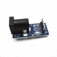 10PCS DC-005 DC Power Module 5.5-2.1MMDC DC Power Adapter Plate