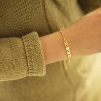hot sell wholesale jewelry Pierced digital chain bracelet 36 pcs/lot