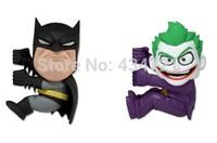 "Hot Sale Classic DC Superhero Batman/Bruce Wayne The Joker 3.5""/9CM Cute Scaler Figure Toys In Original Box"