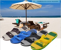 Yyk home slippers male slippers drag bathroom slippers female lovers design summer slip-resistant