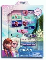 Frozen Hair Accessory Set whole sale children's fashion hair accessory sets 10 sets per lot
