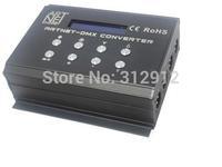 DMX400;ARTNET-SD DMXConverter;artnet signal input;andard DMX512 signal*4 channels outpu