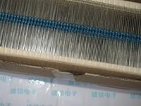 1/4W metal film resistors 4.7K 4K7 5% accuracy       100pcs