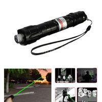 2 pcs/Lot _ 532nm 5mW Light Star Cap Super Range Green Light Laser Pointer
