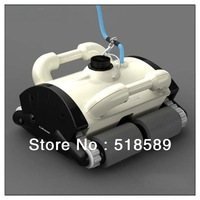 Swimming pool automatic cleaning equipment,Pool intelligent vacuum cleaner with Remote controller only free shipping to Korea