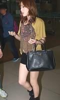 Free Shipping Women's Pra Handbag Tote Bags Shoulder Bag Black Top Quality